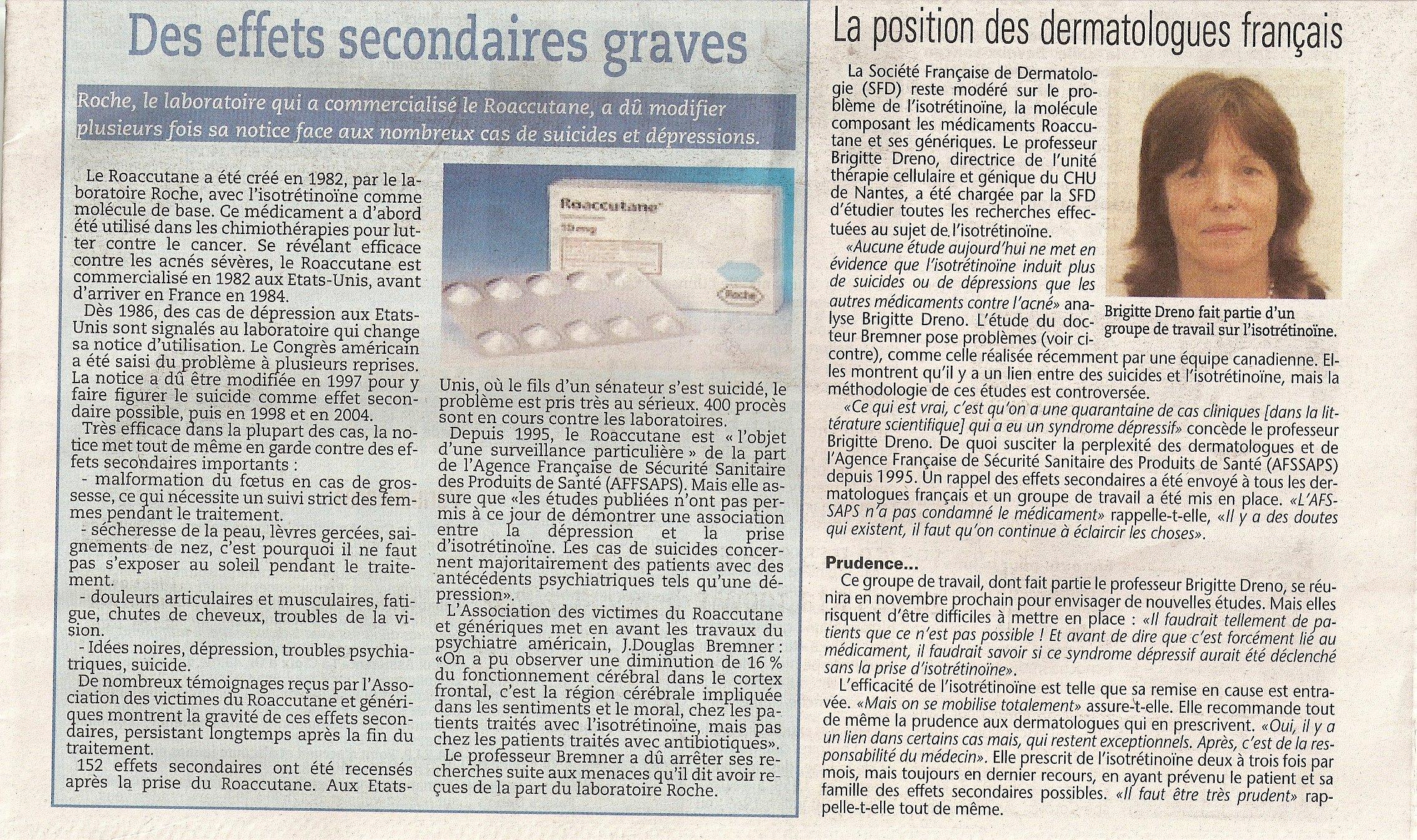 medicaments generique suspendus